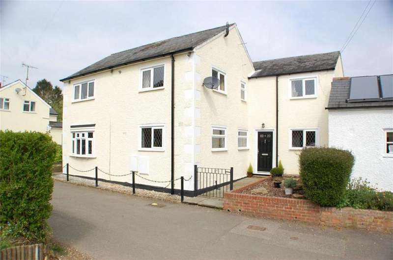 4 Bedrooms Detached House for sale in Froghall Lane, Walkern, Hertfordshire