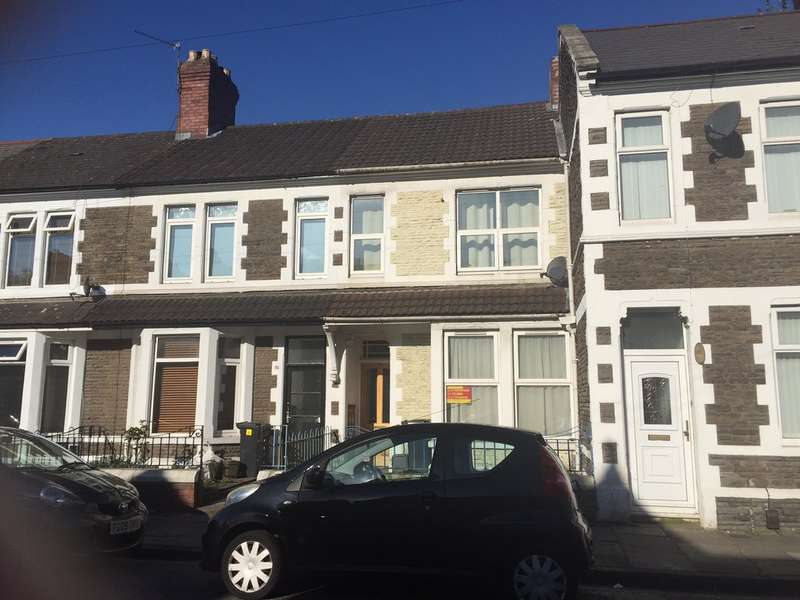 3 Bedrooms Terraced House for sale in Moorland Road, Cardiff