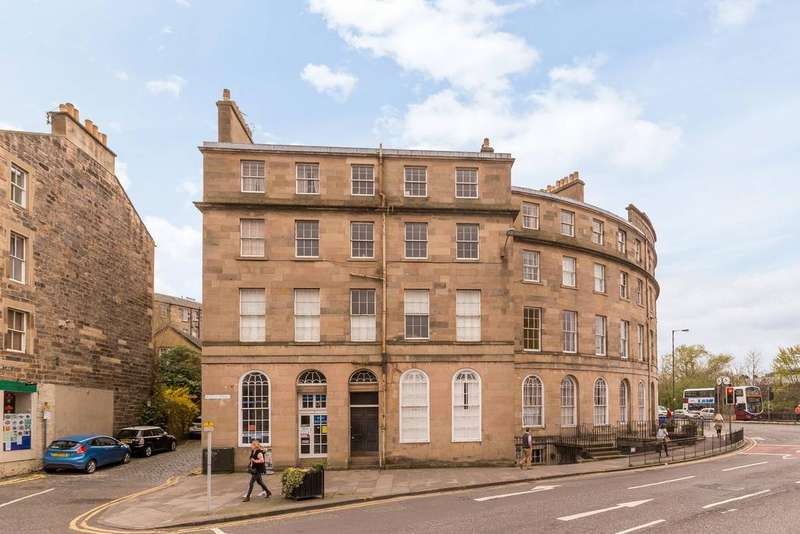 1 Bedroom Flat for sale in 2A Huntly Street, New Town, EH3 5HB