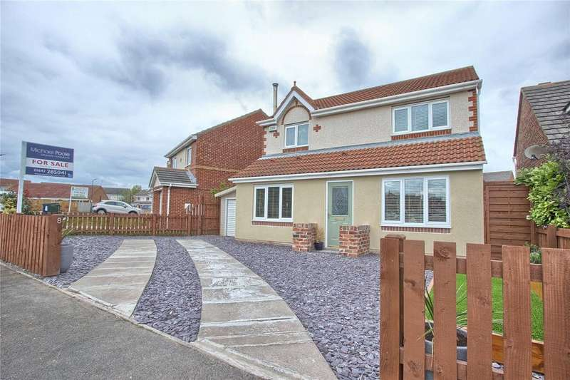 3 Bedrooms Detached House for sale in Kirkwood Drive, Redcar