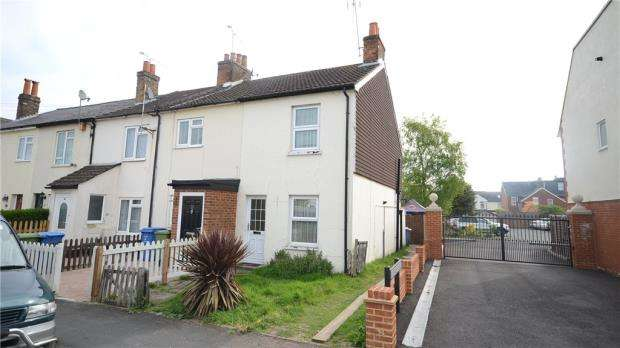 2 Bedrooms Terraced House for sale in Somerset Road, Farnborough, Hampshire