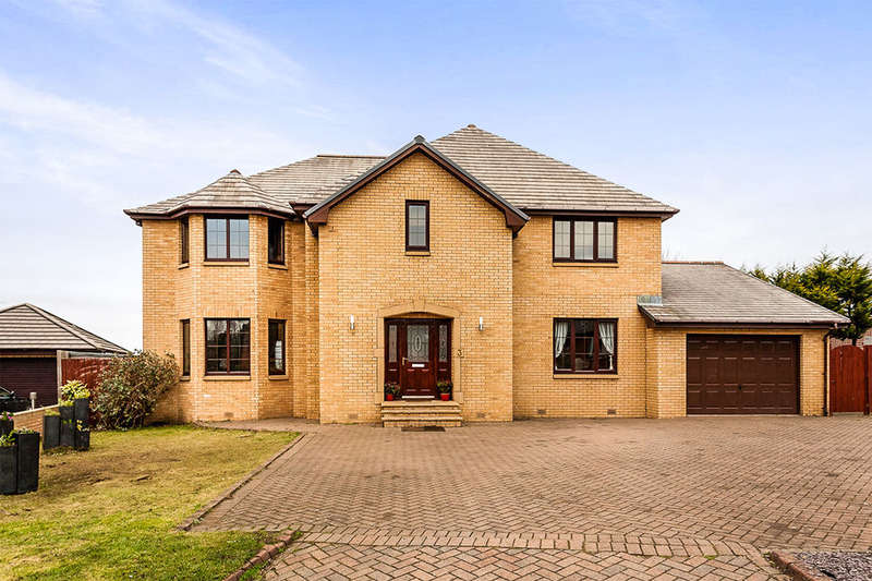 5 Bedrooms Detached House for sale in Mcgahey Court Stobhill Road, Newtongrange, Dalkeith, EH22