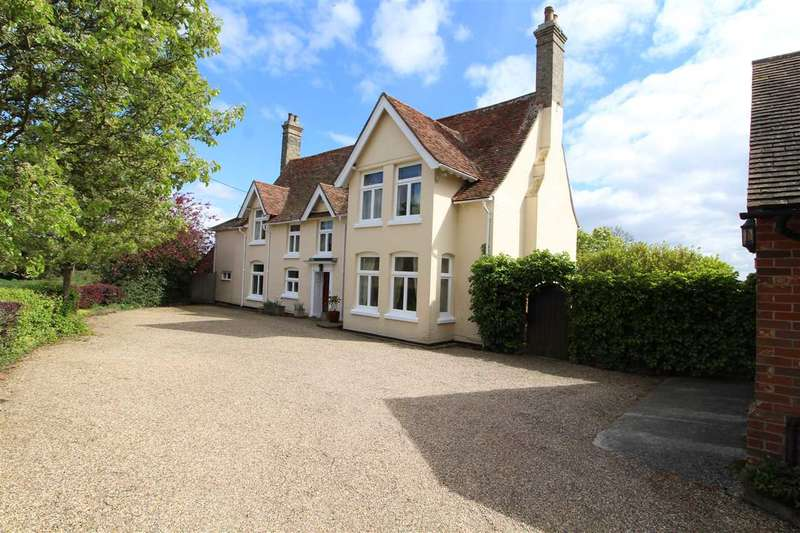 5 Bedrooms Detached House for sale in Woodhouse, Dedham Road, Stratford St. Mary, Colchester