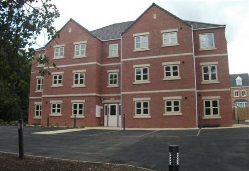 2 Bedrooms Flat for sale in Grange Court, Wombwell, BARNSLEY, South Yorkshire