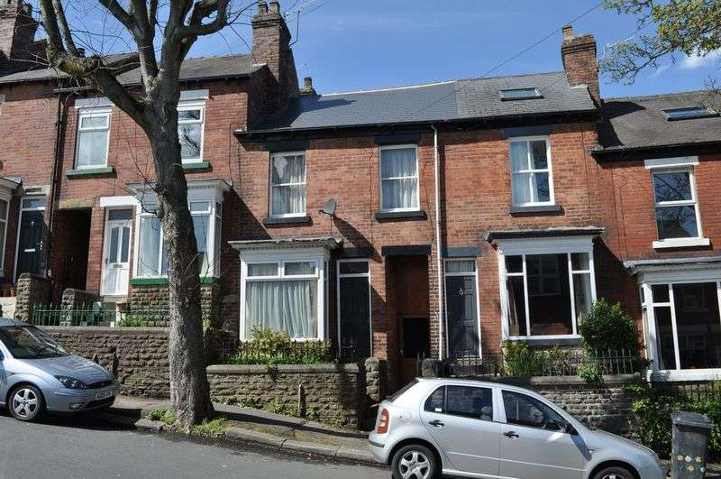 3 Bedrooms Terraced House for rent in Hangingwater Road, Nethergreen, Sheffield