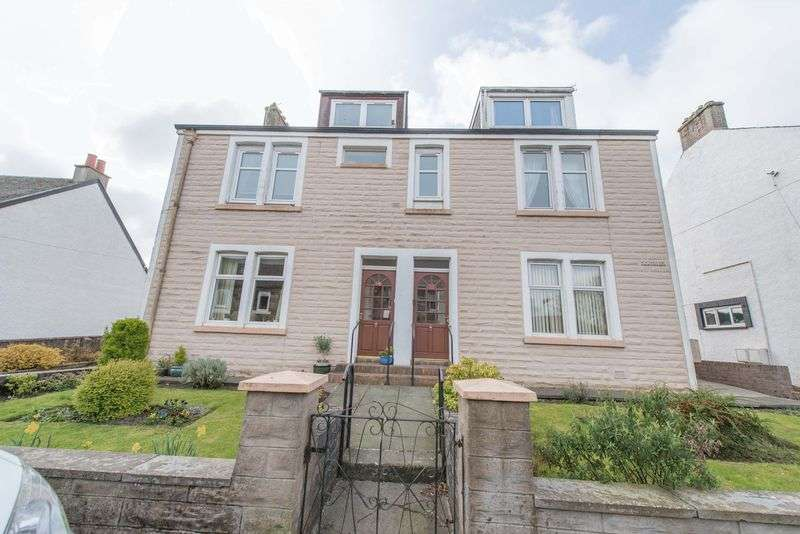 2 Bedrooms Property for sale in Learmonth Crescent, West Calder, EH55 8AF
