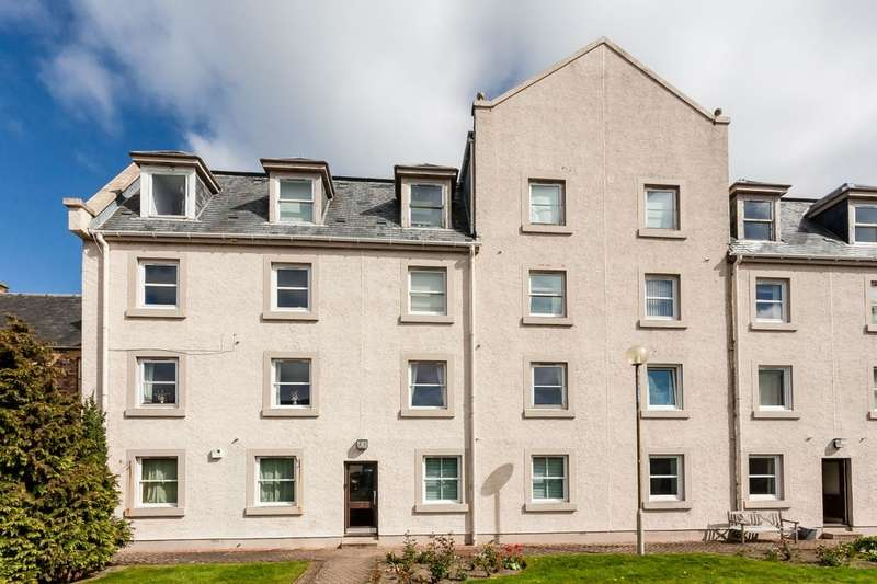 2 Bedrooms Flat for sale in Buccleuch Street, Dalkeith, EH22