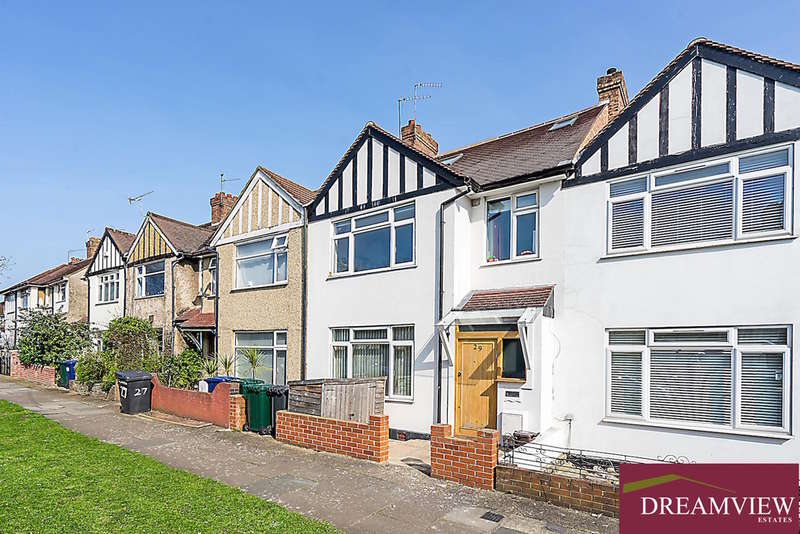 4 Bedrooms Terraced House for sale in HILLVIEW GARDENS, HENDON, LONDON, NW4