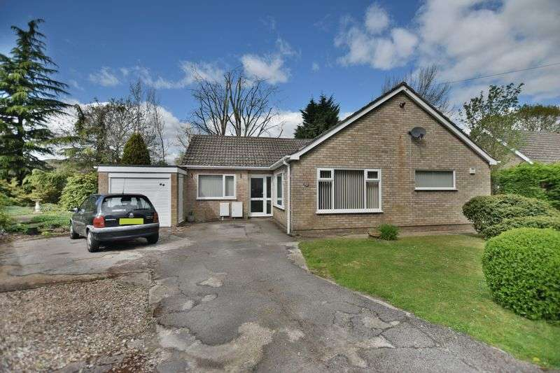 4 Bedrooms Detached Bungalow for sale in Dene Close, Skellingthorpe, Lincoln