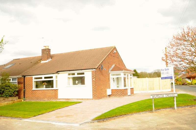 2 Bedrooms Bungalow for sale in Wilmslow Crescent, Warrington