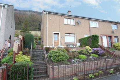 2 Bedrooms End Of Terrace House for sale in Livingstone Drive, Burntisland
