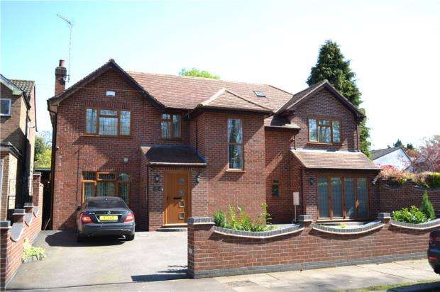 4 Bedrooms Detached House for sale in Cannon Park Road, Cannon Park, Coventry, West Midlands