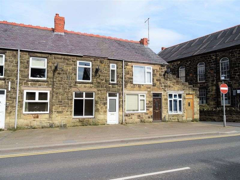 2 Bedrooms Terraced House for sale in High Street, Wrexham