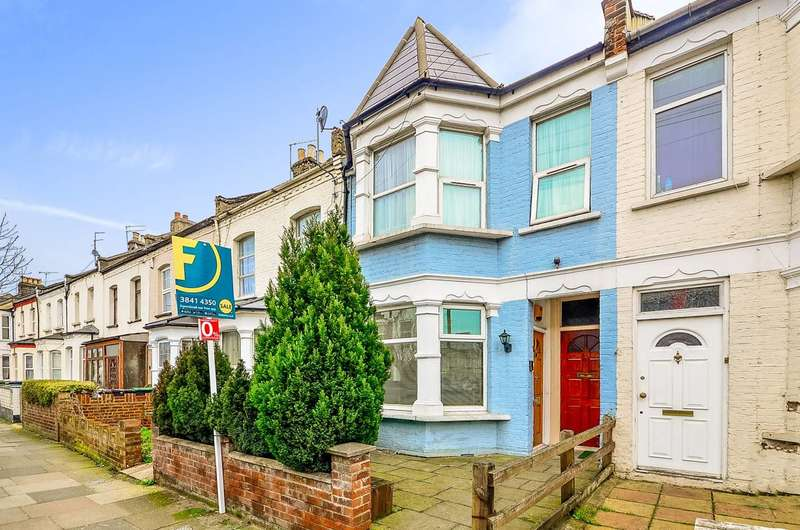 1 Bedroom Flat for sale in Harringay Road, Harringay, N15