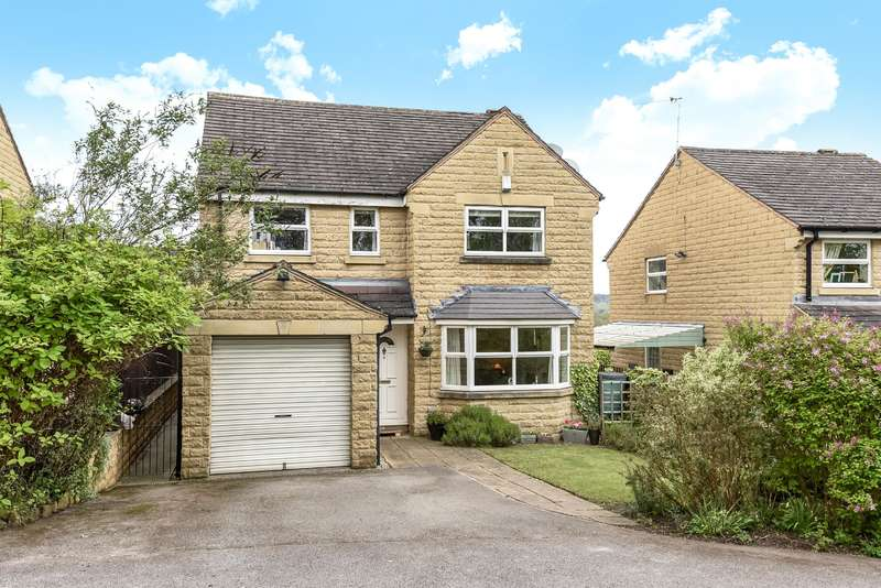 4 Bedrooms Detached House for sale in The Covet, Bradford, BD10 9TH