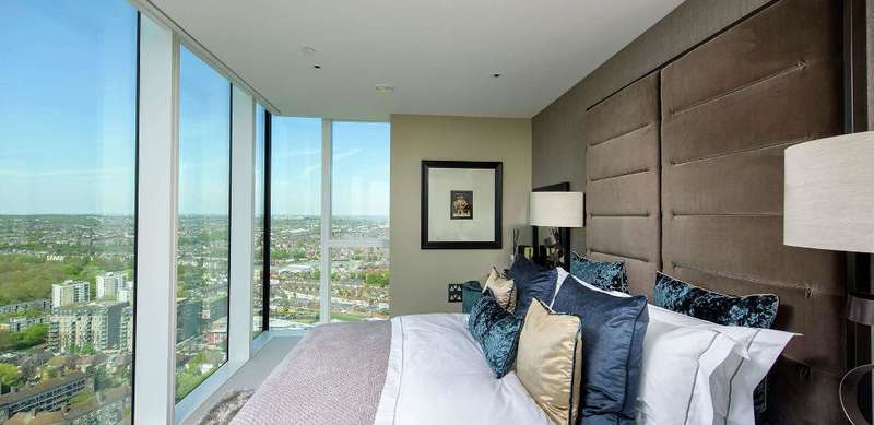 2 Bedrooms Flat for sale in Woodberry Down, Finsbury Park, London, UK, N4 2SB