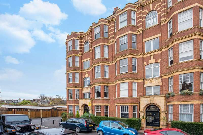 2 Bedrooms Flat for sale in Fauconberg Road, Grove Park, W4