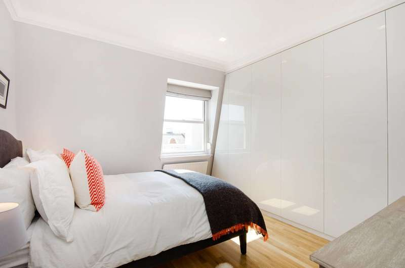 2 Bedrooms Flat for sale in Bramham Gardens, South Kensington, SW5