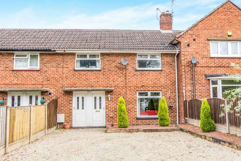3 Bedrooms Terraced House for sale in Brownlows Hill, Coddington, Newark, NG24