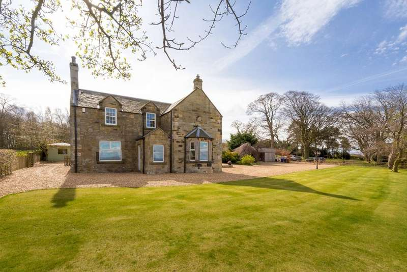 5 Bedrooms Detached House for sale in D'Arcy House, D'Arcy Village, Dalkeith, EH22 5TH