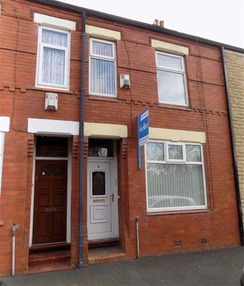 2 Bedrooms Property for sale in St Agnes Street, Stockport