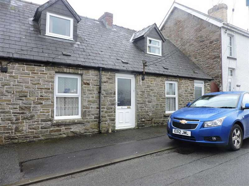 1 Bedroom Property for sale in Velfrey Road, Whitland