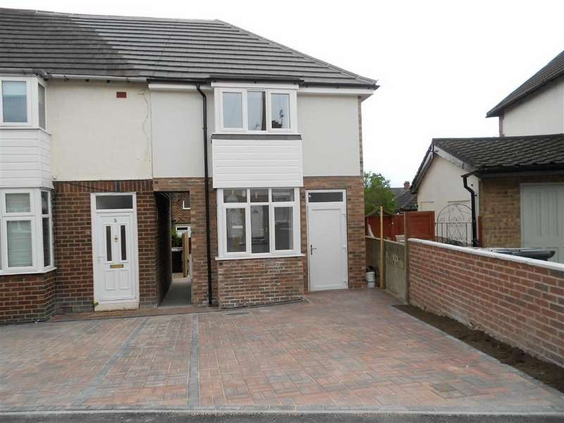 2 Bedrooms Property for sale in Charlesworth Street, Crewe, Cheshire