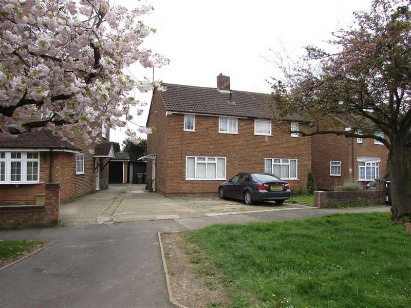 3 Bedrooms Property for sale in Chesford Road, Luton