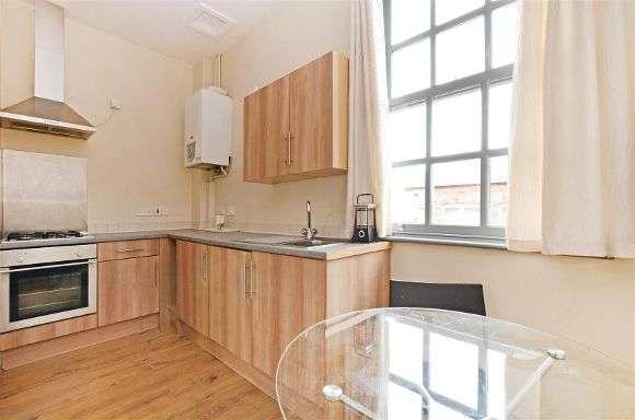 1 Bedroom Flat for sale in Furnace Hill, Sheffield
