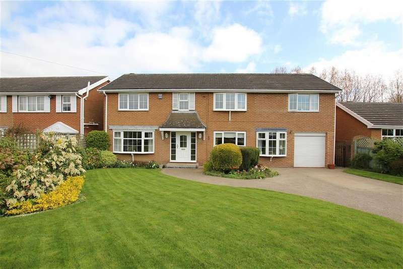 4 Bedrooms Detached House for sale in Finch Avenue, Sandal, WAKEFIELD, WF2