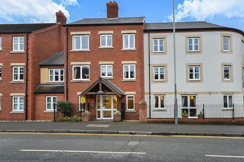 1 Bedroom Flat for sale in Church Street, Eastwood, Nottingham, NG16