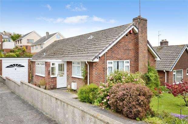 3 Bedrooms Detached Bungalow for sale in Applegarth Avenue, Newton Abbot, Devon