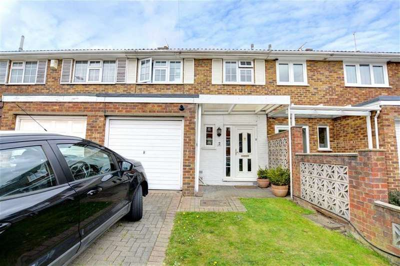 3 Bedrooms Terraced House for sale in Lansdowne Road, Bromley, Kent