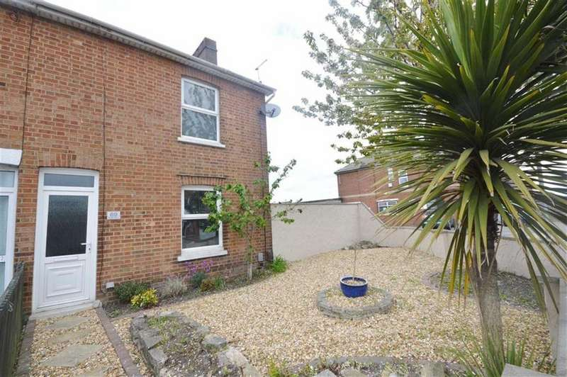 2 Bedrooms End Of Terrace House for sale in Kinson Road, Bournemouth, Dorset, BH10