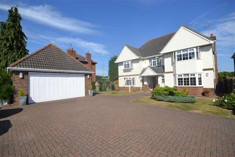 5 Bedrooms Detached House for sale in Broad Street Green Road, Great Totham, Essex