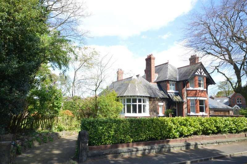 4 Bedrooms Detached House for sale in Linkinhorne, Balmoral Road, Grappenhall,