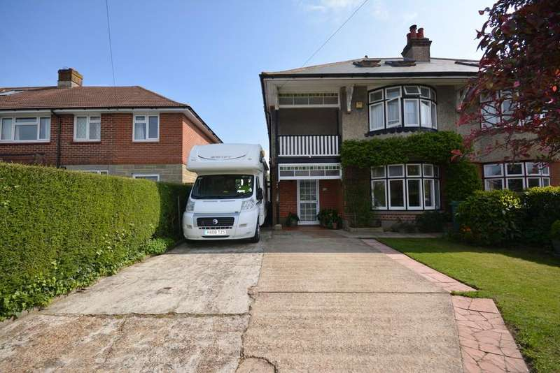 5 Bedrooms Semi Detached House for sale in Park Road, Cowes