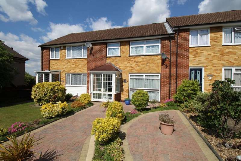 3 Bedrooms Terraced House for sale in Dartford Road Dartford DA1