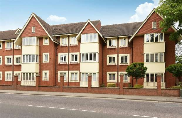 3 Bedrooms Flat for sale in Olivier Court, Union Street, Bedford