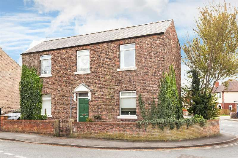 3 Bedrooms Detached House for sale in Cowick Road, Snaith, Goole, DN14