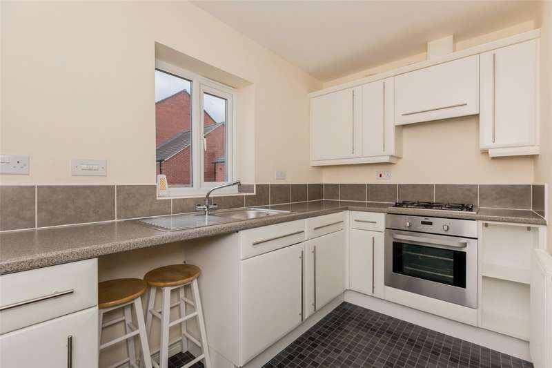 2 Bedrooms Flat for sale in Parker Way, Darnall, Sheffield, S9