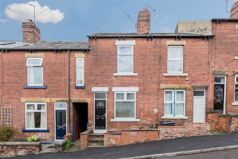 3 Bedrooms Terraced House for sale in Cockayne Place, Sheffield, South Yorkshire, S8