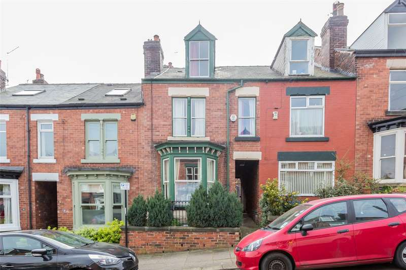 5 Bedrooms Terraced House for sale in Newington Road, Hunters Bar, Sheffield, S11