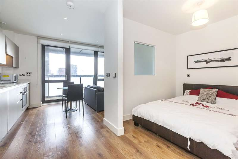 Flat for sale in Lighterman Point, 3 New Village Avenue, London, E14