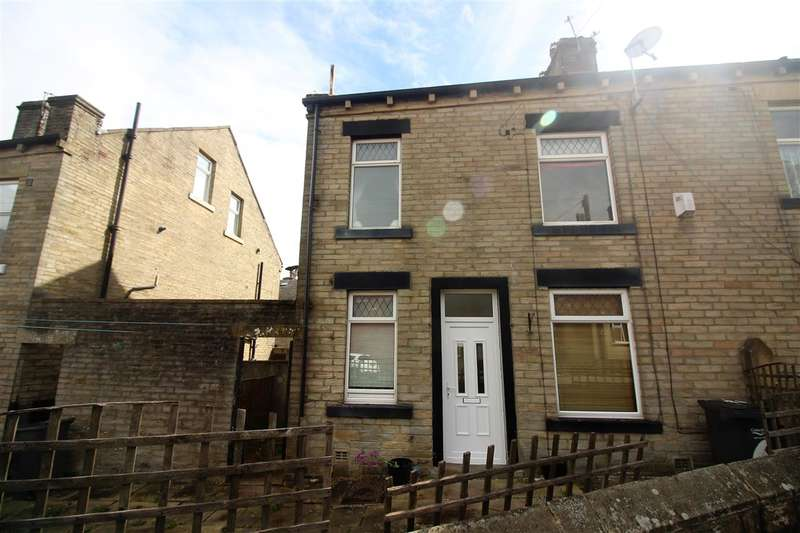 2 Bedrooms Terraced House for sale in Clay Pits Lane, Pellon, Halifax