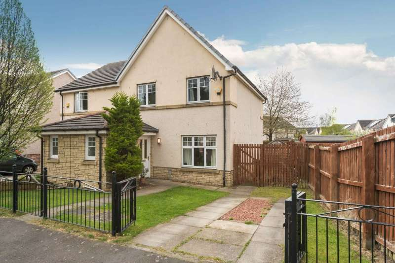3 Bedrooms Semi Detached House for sale in Granton Mill March, Granton, Edinburgh, EH4 4US