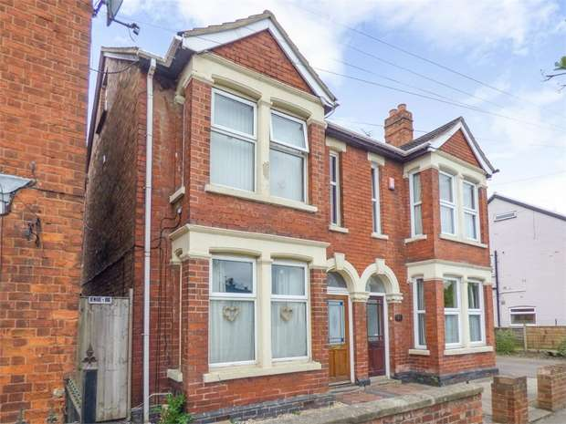 4 Bedrooms Semi Detached House for sale in Stroud Road, Gloucester