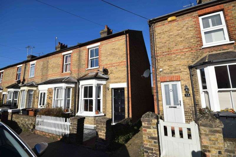 2 Bedrooms Terraced House for sale in Cross Street, Ware