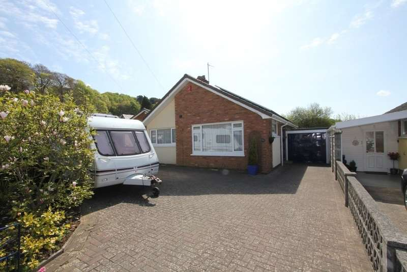 2 Bedrooms Detached Bungalow for sale in Lyn Grove, Kingskerswell