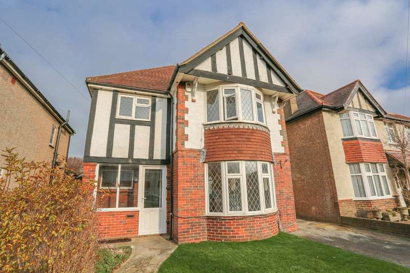 5 Bedrooms Detached House for sale in Church Lane, Southwick